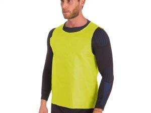 Манишка для футбола мужская цельная UR (PL, р-р RUS-48, цвета в ассортименте) - Цвет Желтый