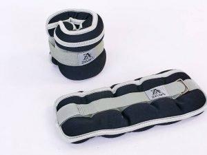 Утяжелители-манжеты для рук и ног Zelart (2 x 1,5кг) (верх-неопрен, наполнитель-песок)
