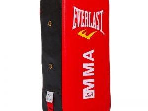 Макивара тай-пэд из PVC (1шт) ELAST (р-р 38x10x19см, цвета в ассортименте) - Цвет Черный-красный