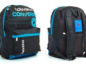 Рюкзак городской CONV (PL, р-р 43х30х13см, цвета в ассортименте) - Цвет Голубой