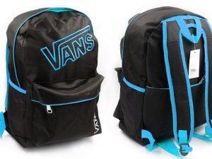 Рюкзак городской VANS (PL, р-р 43х30х13см цвета в ассортименте) - Цвет Голубой