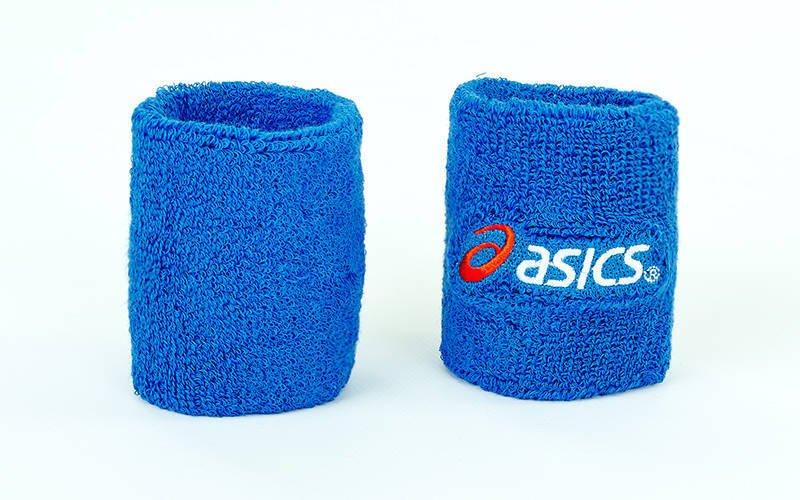 Напульсник махровый ASC (1шт) (хлопок, полиэстер, безразмерный, цвета в ассортименте)