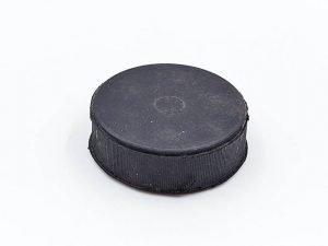 Шайба хоккейная UR (резина, диаметр-6см, высота-2см, вес-65г, черный) Маленькая