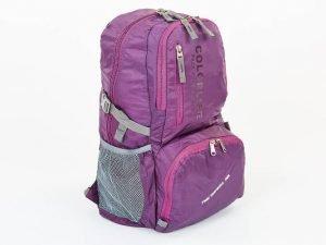 Рюкзак спортивный V-35л COLOR LIFE (нейлон, р-р 46х30х17см, цвета в ассортименте) - Цвет Фиолетовый