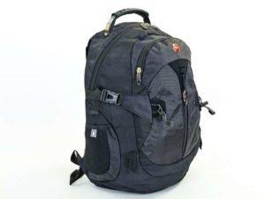 Рюкзак городской VICTOR (PL, р-р 49x33x19см, цвета в ассортименте) - Цвет Черный
