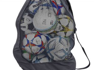 Сумка-рюкзак на 20 мячей С-4894-1 (полиэстер, р-р 85x50x45см)