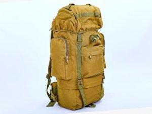 Рюкзак тактический рейдовый каркасный SILVER KNIGHT 65 литров (нейлон, оксфорд 900D, размер 67х27,5х22см, цвета в ассортименте) - Цвет Хаки