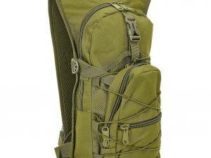 Рюкзак тактический патрульный с местом под питьевую систему SILVER KNIGHT 10 литров (нейлон, оксфорд 900D, размер 46х24х8см,цвета в ассортименте - Цвет Оливковый