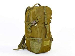 Рюкзак-сумка тактический штурмовой SILVER KNIGHT 30 литров (нейлон, оксфорд 900D, размер 50х29х19см, цвета в ассортименте) - Цвет Оливковый
