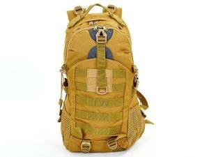 Рюкзак тактический трехдневный SILVER KNIGHT 5.11 35 литров (нейлон, оксфорд 900D, размер 50х32х19см) - Цвет Хаки