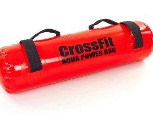 Мешок водяной динамический для функционального тренинга AQUA POWER BAG (р-р 25х85см, цвета в ассортименте) - Цвет Красный