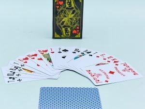 Игральные карты пластиковые (колода в 36 листов, толщина-0,4мм)