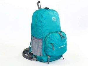 Рюкзак-сумка-сумка на пояс 3в1 V-35л COLOR LIFE (нейлон, р-р 42х26х18см, цвета в ассортименте) - Цвет Бирюзовый