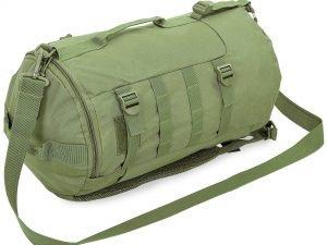 Рюкзак-сумка тактический штурмовой RECORD 30 литров (нейлон, оксфорд 600D, размер 25х23х10см, цвета в ассортименте) - Цвет Оливковый