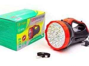 Фонарик ручной кемпинговый (для машины) (пластик, 30 светодиодов, l-21см)