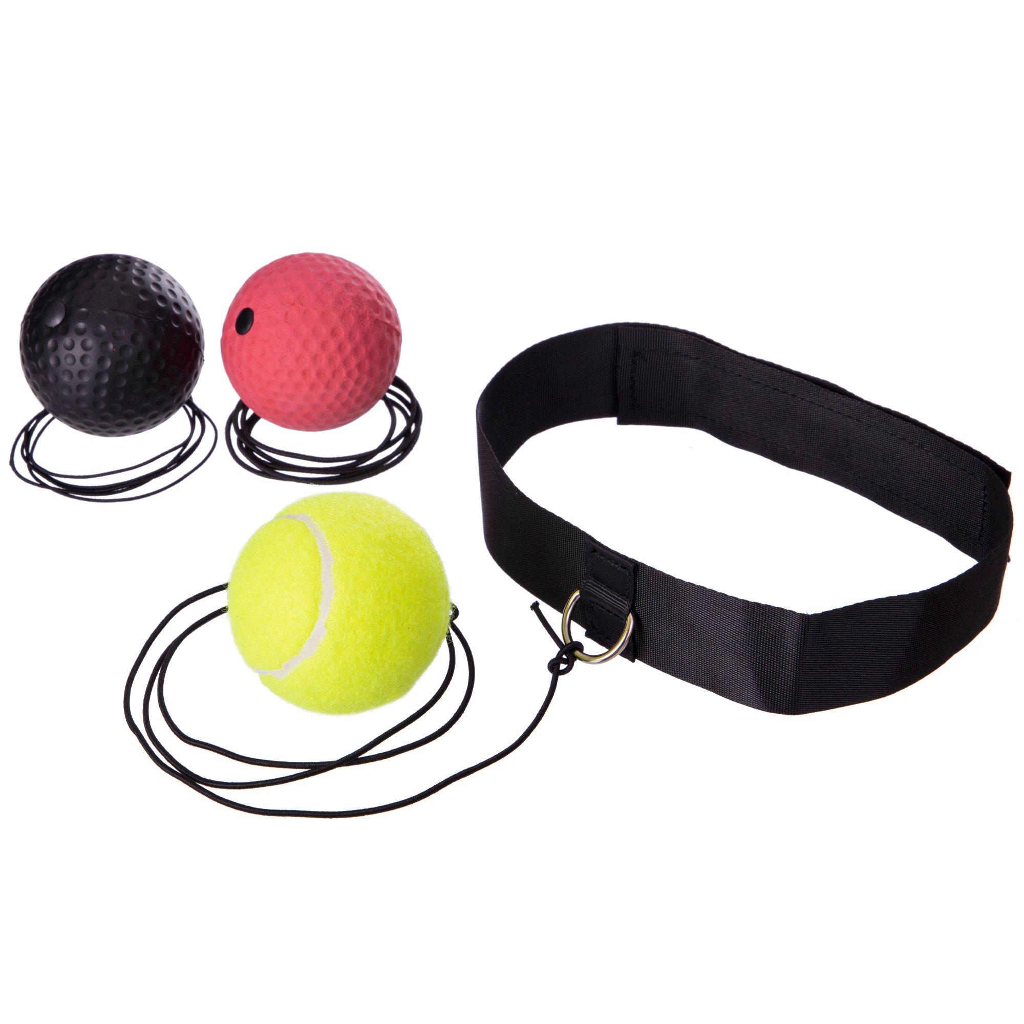 Файт Бол (мяч тренажер на резинке)