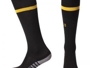 Гетры футбольные с символикой футбольного клуба BORUSSIA DORTMUND AWAY 2019 (размер 27-34, черный)