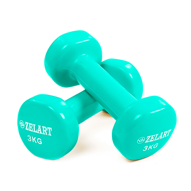 Гантели для фитнеса