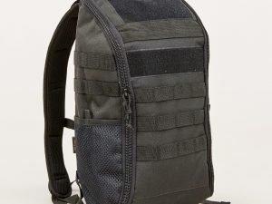 Рюкзак тактический штурмовой SILVER KNIGHT 15 литров (нейлон, оксфорд 900D, размер 42x23x13см, цвета в ассортименте) - Цвет Черный