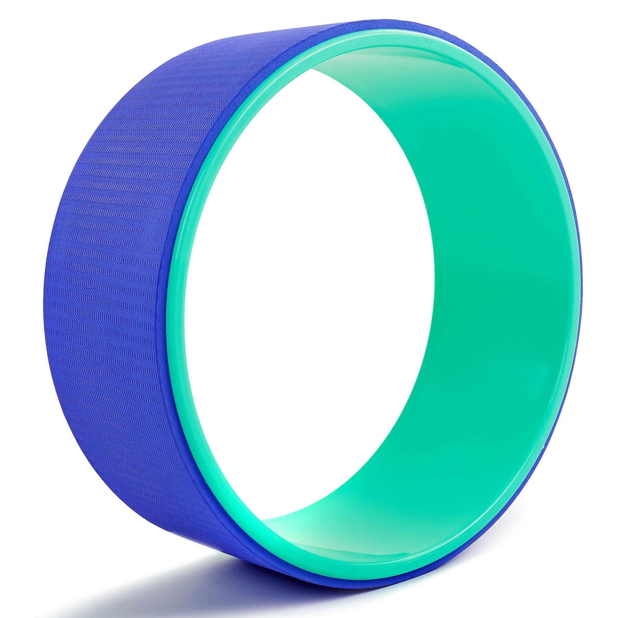 Колеса и кольца для йоги