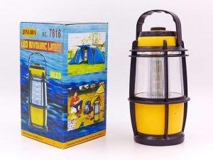 Фонарь кемпинговый светодиодный переносной (16 ламп, на бат. (3 AA), р-р 17х7,5см)