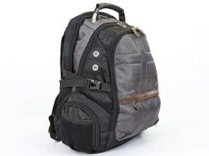 Рюкзак городской VICTOR (PL, р-р 21x32x48см, USB, цвета в ассортименте) - Цвет Серый