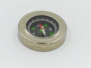 Компас магнитный (d-60мм, металл, пластик) DC60