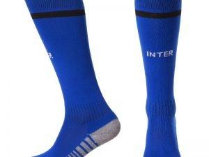 Гетры футбольные с символикой футбольного клуба INTER MILAN HOME 2019 (размер 27-34, синий)