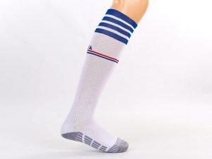 Гетры футбольные с символикой футбольного клуба CHELSEA AWAY (размер 32-43, белый) - 39-43
