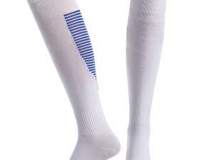 Гетры футбольные мужские (терилен, размер 40-45, цвета в ассортименте) - Цвет Белый