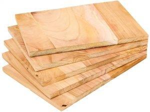 Доска для разбивания одноразовая SP-Planeta (древесина, размер 30×21см, толщина 15мм)