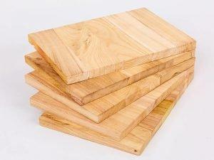 Доска для разбивания одноразовая SP-Planeta (древесина, размер 30×21см, толщина 20мм)