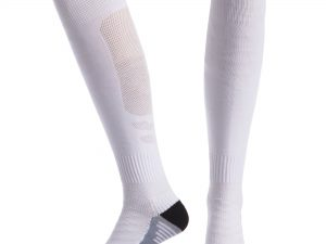 Гетры футбольные мужские (нейлон, размер 40-45, цвета в ассортименте) - Цвет Белый