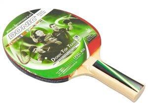 Ракетка для настольного тенниса 1 штука DNC LEVEL 400 TOP TEAM (древесина, резина) Replika