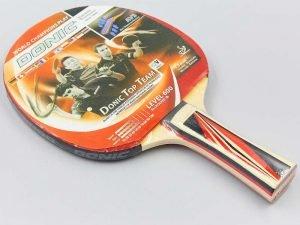 Ракетка для настольного тенниса 1 штука DNC LEVEL 600 TOP TEAM (древесина, резина) Replika