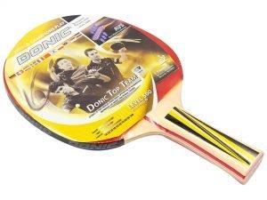 Ракетка для настольного тенниса 1 штука DNC LEVEL 500 TOP TEAM (древесина, резина) Replika