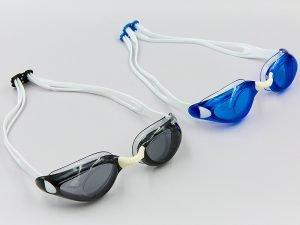 Очки для плавания SPDO (поликарбонат, TPR, силикон, цвета в ассортименте) Replika (S1145)