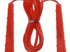 Скакалка с PVC жгутом (l-2,55м, d-3мм, цвета в ассортименте)