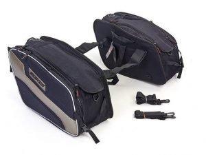 Мотосумка (2 кофра текстильных) SCOYCO (PL, р-р 30х41х25см, черный)