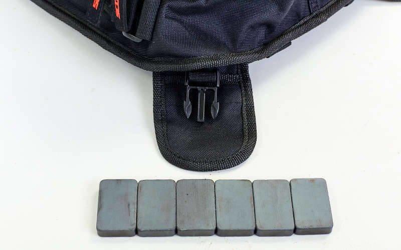 Мотосумка на бак SCOYCO на магнитах (PL, р-р см, 16л, черный)