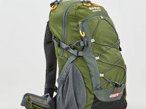Рюкзак спортивный с каркасной спинкой DEUTER V-60л (нейлон,р-р 49х29х24см, цвета в ассортименте) - Цвет Оливковый