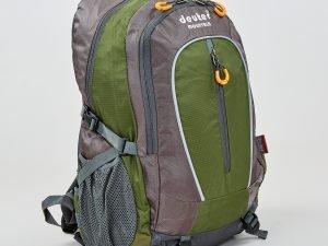 Рюкзак спортивный V-40л DEUTER (нейлон, р-р 48х32х20см, цвета в ассортименте) - Цвет Оливковый