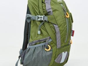 Рюкзак спортивный с каркасной спинкой DEUTER V-35л (нейлон,р-р 45х28х18см, цвета в ассортименте) - Цвет Оливковый