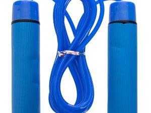 Скакалка скоростная с подшипником и PVC жгутом (l-2,8м, d-5мм)