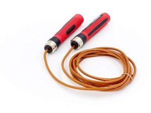 Скакалка скоростная с подшипником и PVC жгутом KEPAI (l-2,8м, d-5мм)