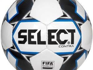 Мяч футбольный №5 SELECT CONTRA IMS (FPUS 1100, белый-черный)