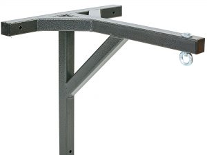 Крепление настенное с крюком для боксерского мешка UR (металл,р-р 51x55x54см, макс.вес300кг)