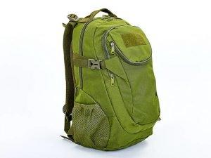 Рюкзак тактический штурмовой SILVER KNIGHT 25 литров (нейлон, оксфорд 900D, размер 46,5х26,5х15см, цвета в ассортименте) - Цвет Оливковый