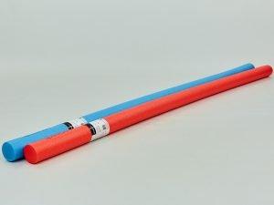 Noodle-нудл Макаронина цельная SPEEDO WOGGLE (EVA, l-1,7м, применяется в бассейнах, синий, красный)