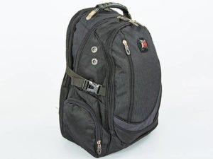 Рюкзак городской VICTOR (PL, р-р 48x20x30см, черный)
